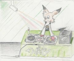 DJ Sparky- Contest Entry by X24R0C57