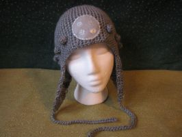 Tanker winter hat by Rei2jewels
