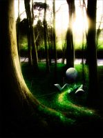 Forest_Of_Loneliness by malmu
