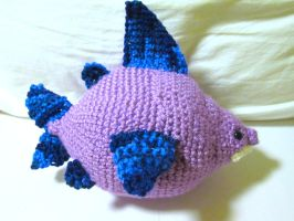 Fat Shark - Lavender by Chromodoris