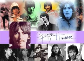 George Harrison by ArtsyAsh22