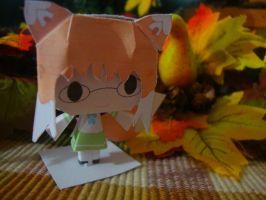 RQ: Autumn Papercraft by AnimeGang