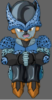 Cell jr. second form by RobertoVile