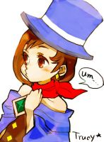 Trucy by imohe
