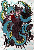 $5 COMMISSION - Plura+Daedelus by Starjuice