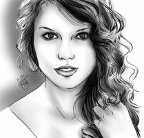 Taylor Swift by Dhax29
