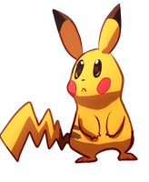 Pika by sweating
