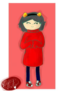 My new ID QwQ by Rigby-FanGirl