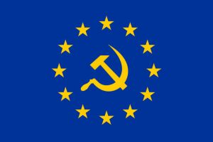 Europe in Communism by EU-Truther