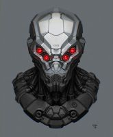 Helmet 02 by hunterkiller