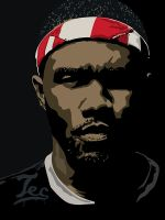 Frank Ocean by Tecnificent