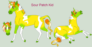 Sour Patch Kid Reference - SELLING by Kainaa