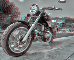 Custom 3D daylight (anaglyph red/cyan) by nadamas