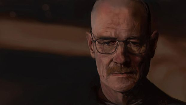 1-Hour Walt from Breaking Bad by TheChaoticKnight