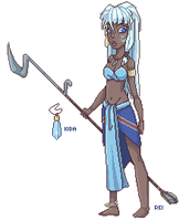Kida - Atlantis The Lost Empire by BubblyBlu