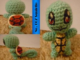 Squirtle by Tremlin