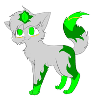 oh look its a cat by xSilverSymphony