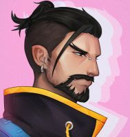 Hanzo by MICE-KING