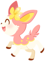 Deerling by Sprits