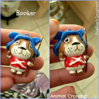 Booker (Animal Crossing) by XXSaturnNinjaSGXX