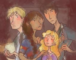 THG Doodle by bunnychan13