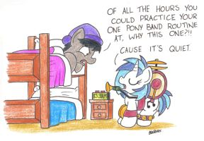 One Pony Band by bobthedalek