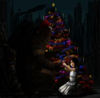 Christmas in Rapture by LiewJJ