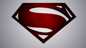 Man of Steel - Metal Symbol by Dreed-06