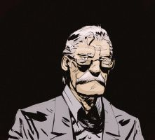 JIm Gordon doodle by mxm91