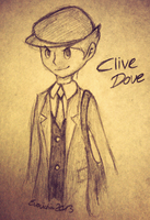 Clive Dove by Sorasongz