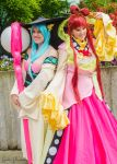 Magi - Pretty Ladies by Eli-Cosplay