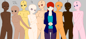 Group Collab -Open- by Katie-Kimii