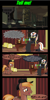 Tell me by Vector-Brony