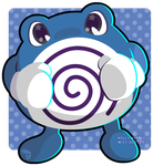061 Poliwhirl by Miss-Glitter