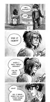 Avialae: Did It Hurt? by llllucid