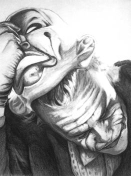 The Man Who Laughs by ChristiaanR1990