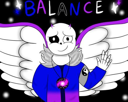 Balance :Contest Entry: by Zontickles