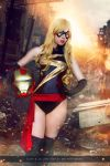 Ms. Marvel - New Avengers - Marvel Comics by WhiteLemon
