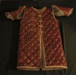 Leather gambeson for viking. by Zbranek