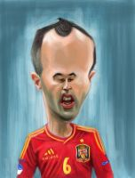 A. Iniesta by keizler