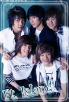 Ft. Island by enella09
