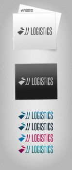 logo for jj logistic by lucy7777