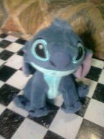 Stitch 626 plush by xmorris33