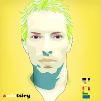 Chris Martin by andotsiry