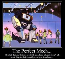 The perfect Mech by clipchip
