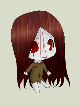 Chibi Lil' Lost Girl by MMD1lover1