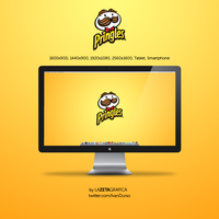 Wallpaper Pringles by redsoul90