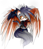 :AT:Angelfeather13 by Bluukio