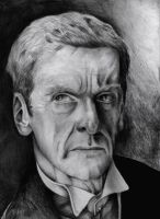 The Twelfth Doctor by redgrassofgallifrey