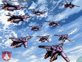 Valkyries by Bamboo-Learning